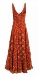 Dolga obleka RO15890 (6)
