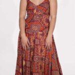Dolga obleka RO16486 (2)