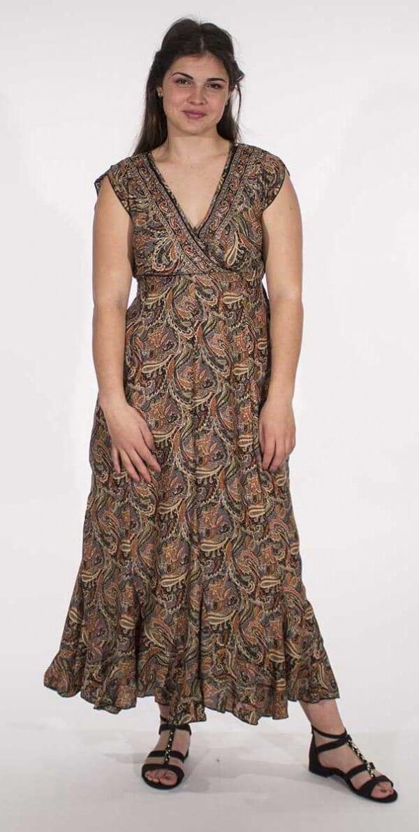 Dolga obleka RO16493 (3)