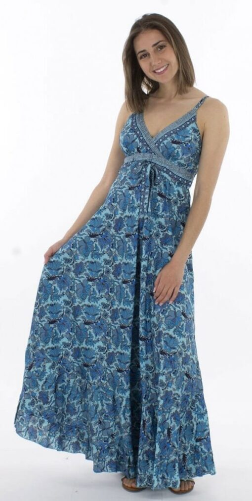 Dolga obleka RO16526 2 -