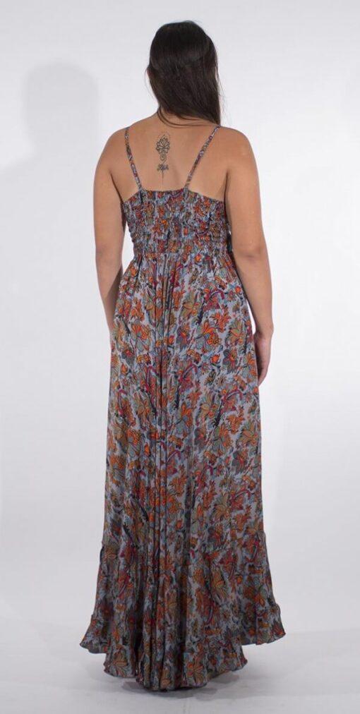 Dolga obleka RO16526 5 -
