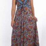 Dolga obleka RO16526 a -