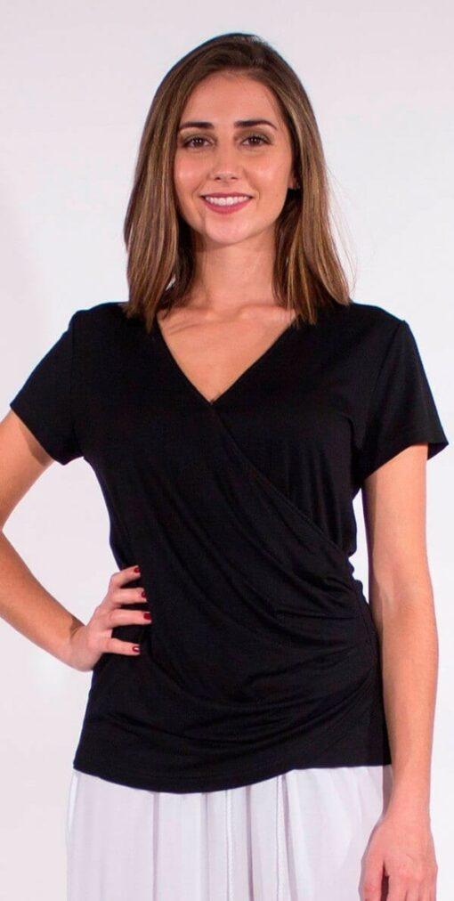 Majica iz viskoze TS16608 2 -