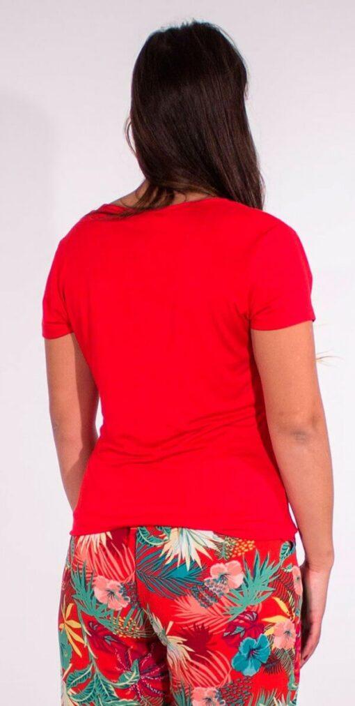 Majica iz viskoze TS16608 5 -