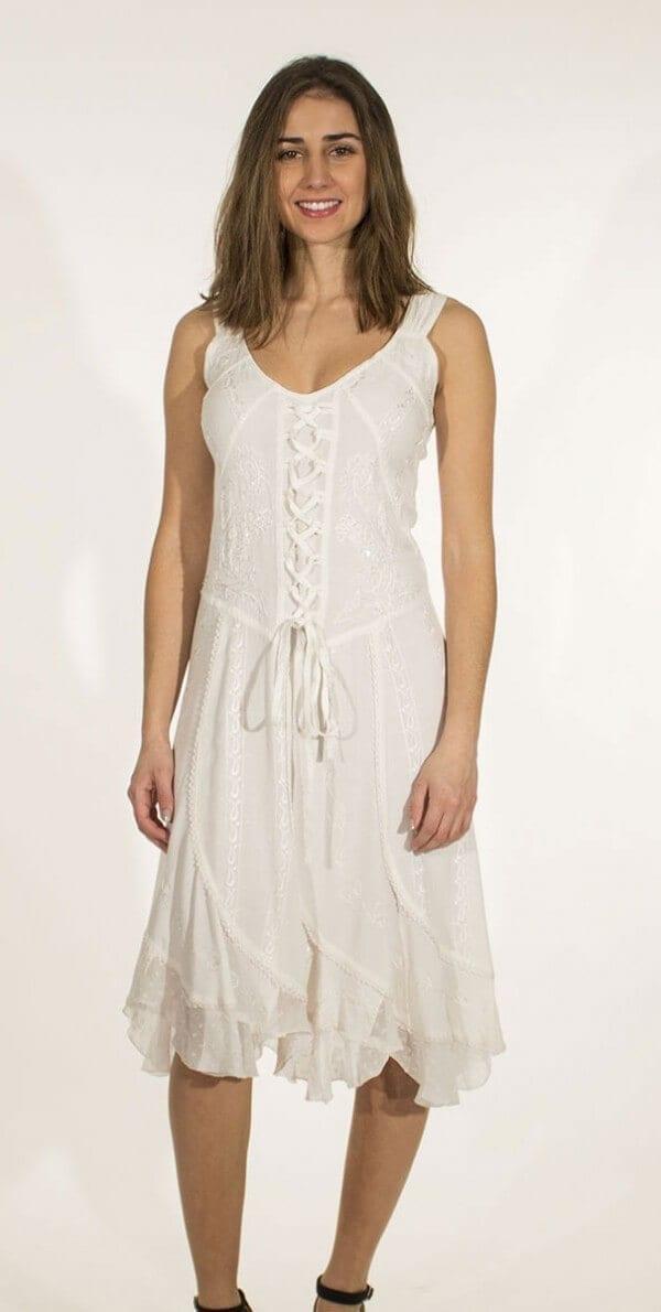Obleka iz viskoze RO13336 (5)