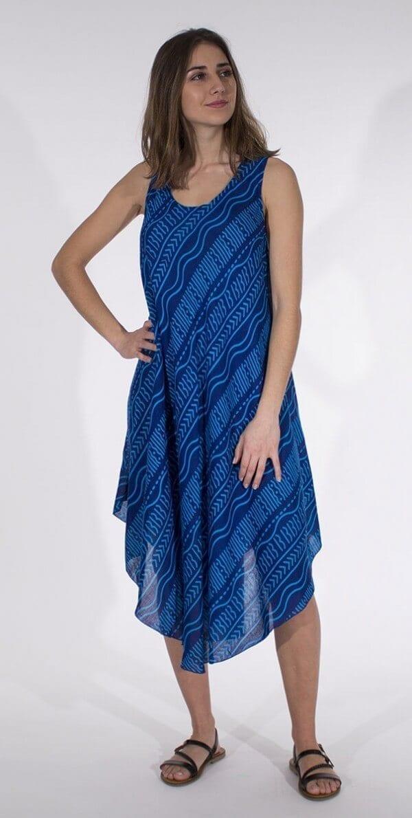 Obleka iz viskoze RO14576 1 -