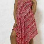 Obleka iz viskoze RO14576 (4)