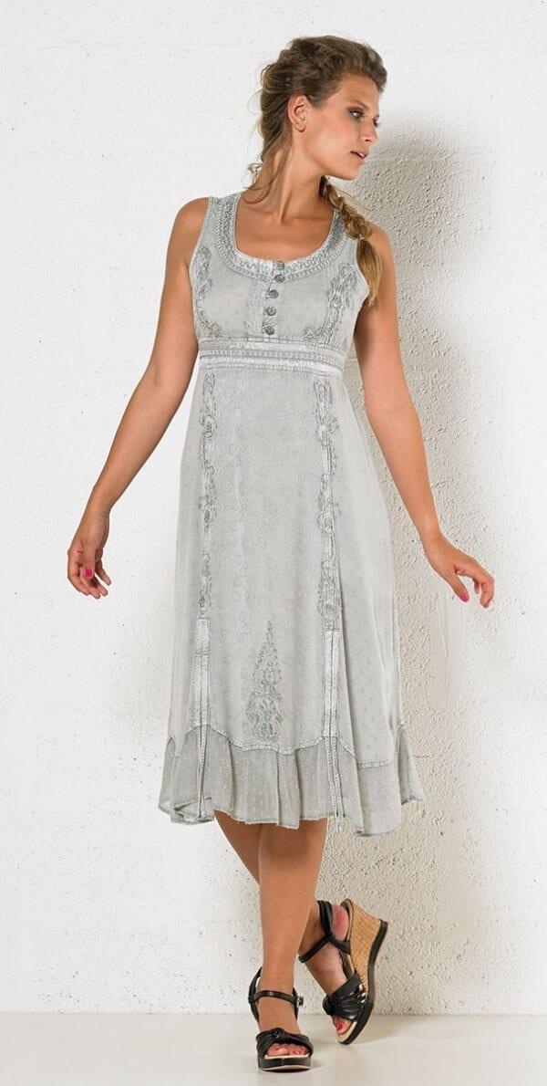 Obleka iz viskoze RO15080 1 -