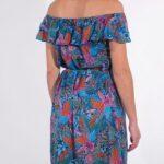 Obleka iz viskoze RO16566 (3)