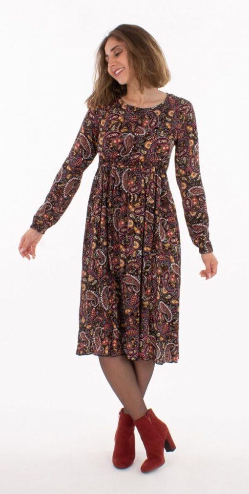 Obleka iz viskoze RO16644 1 -