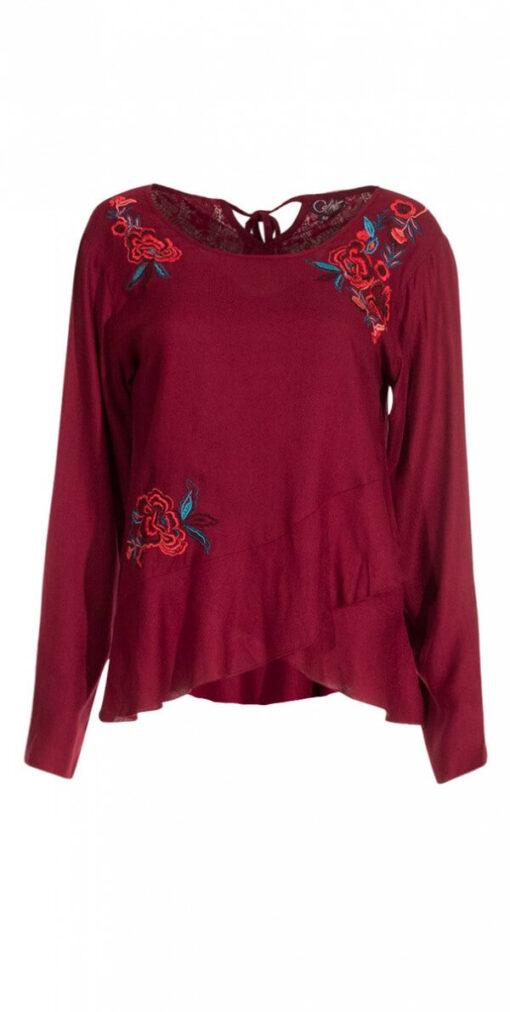 Bluza iz viskoze CH15705 1 -