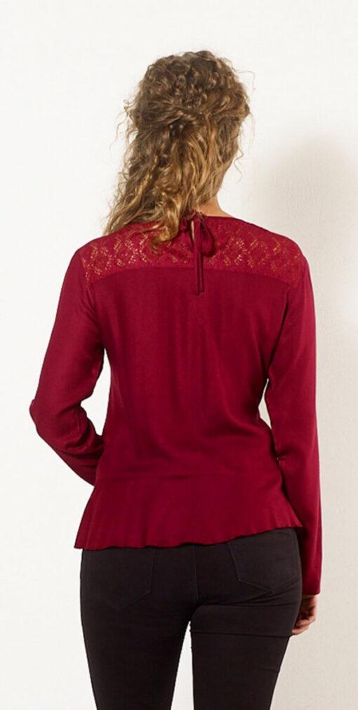 Bluza iz viskoze CH15705 3 -