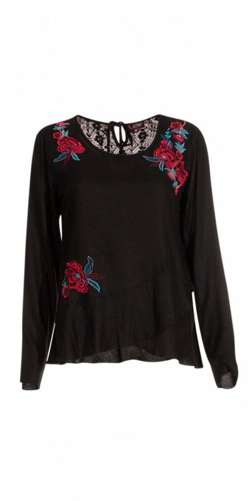 Bluza iz viskoze CH15705 4 -