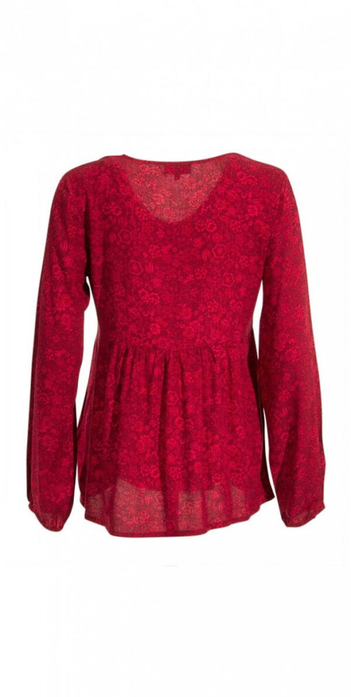 Bluza iz viskoze CH15762 1 -