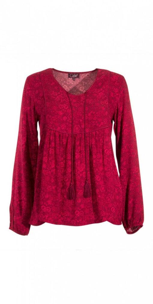 Bluza iz viskoze CH15762 4 -