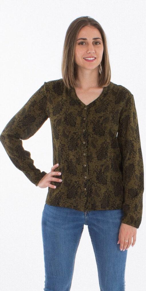 Bluza iz viskoze CH16666 1 -