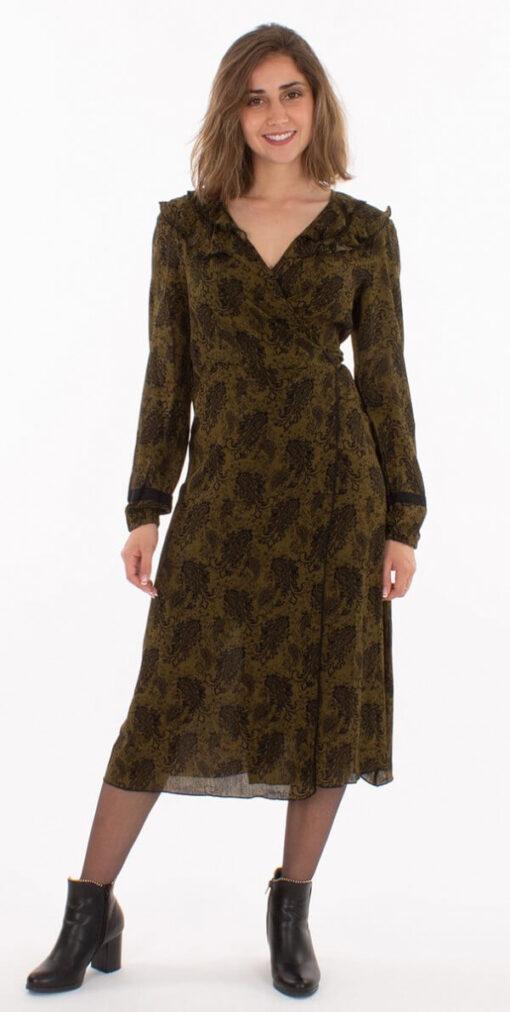 Obleka iz viskoze RO16667 2 -